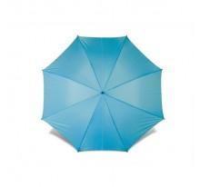 Parasol manualny z metalową ramą, pokrowiec
