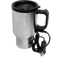 Kubek termiczny 420 ml z podgrzewaczem 12V