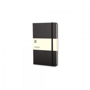 Kieszonkowy kalendarz notatnik Moleskine tygodniowy, twarda okładka