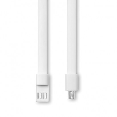 Bransoletka opaska z mikro USB.