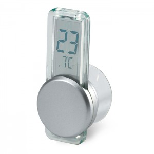 Elegancki termometr LCD