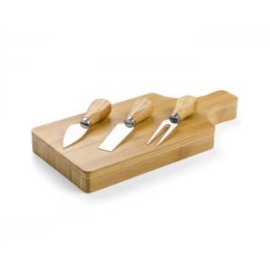 Deska do serów z nożami BRIE