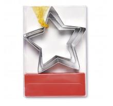 3 sztuki foremki do pieczenia w kształcie gwiazdy