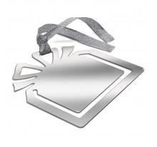Zakładka do książek w kształcie prezentu