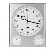 Zegar z higrometrem i termometrem