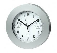 Zegar z termometrem i higrometrem
